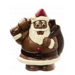 Σοκολατένιος Άγιος Βασίλης...