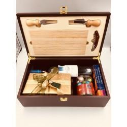 Ξύλινο κουτί δώρου Leonidas...